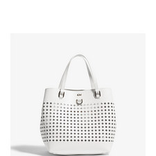 Perforated Bucket Bag Mini