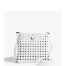 Perforated Crossbody Bag