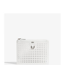 Perforated Pochette Bag
