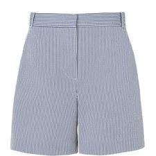 Alana Seersucker Shorts