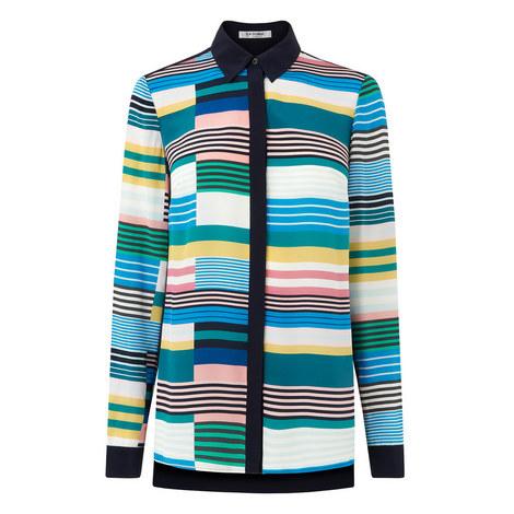Imogen Silk Shirt, ${color}