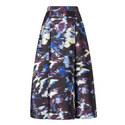Loena Flared Skirt, ${color}