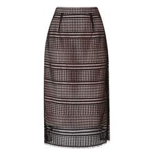 Maddox Lace Pencil Skirt