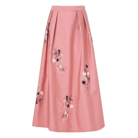 Delisa Full Skirt, ${color}