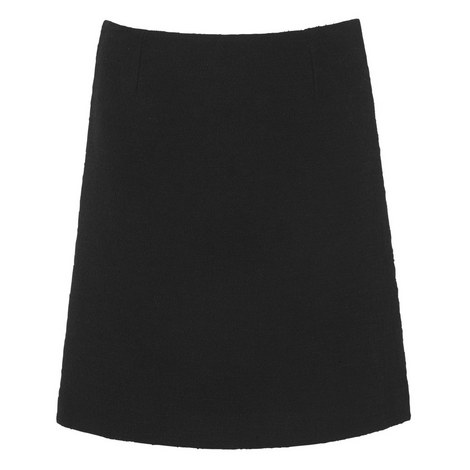 Gee Tweed A-Line Skirt, ${color}