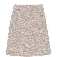 Gee Tweed A-Line Skirt