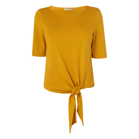 Karlie Knot Tie Top, ${color}