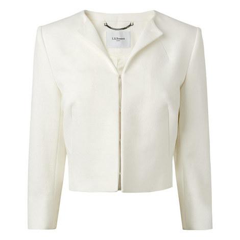 Amolie Cropped Jacket, ${color}