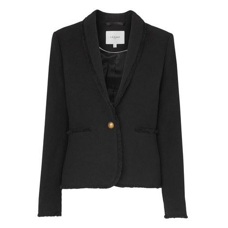 Shippa Tweed Blazer, ${color}