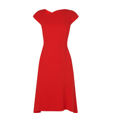 Ire Fit-and-Flare Dress