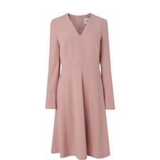 Amana Tailored A-Line Dress