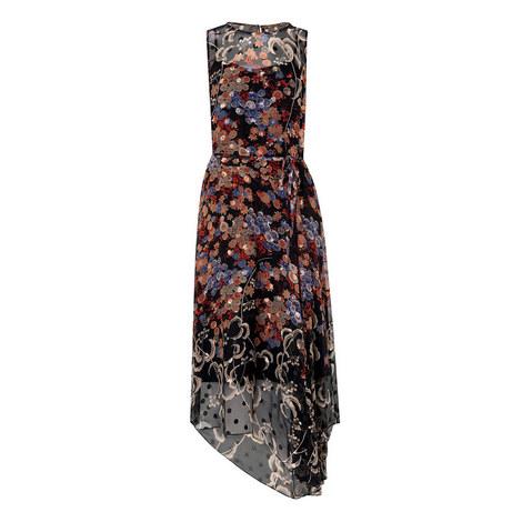 Camille Sleeveless Midi Dress, ${color}