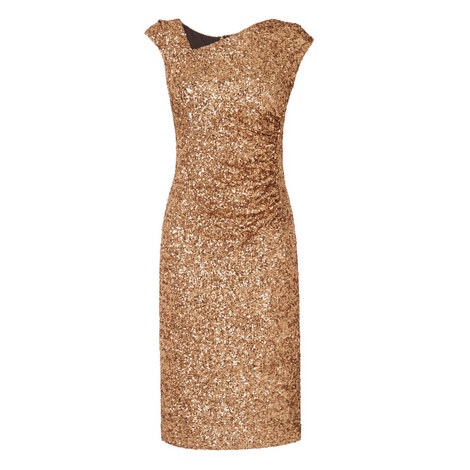Jazz Sequin Dress, ${color}