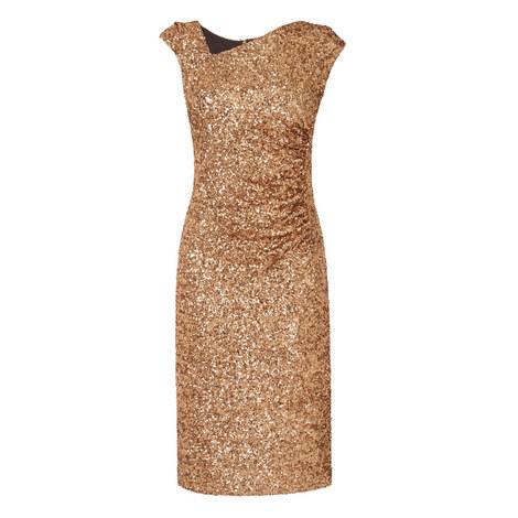 Jazz Sequin Dress, ${color}