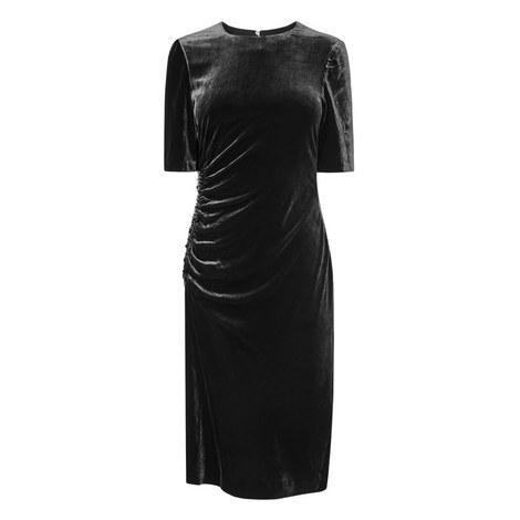 Kara Velvet Dress, ${color}
