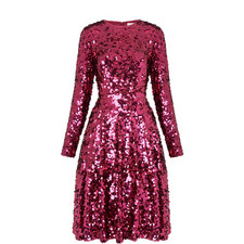 Sonic Sequin Dress
