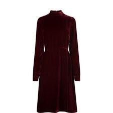 Charlie Velvet Dress