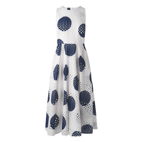 Jane Layered Midi Dress, ${color}