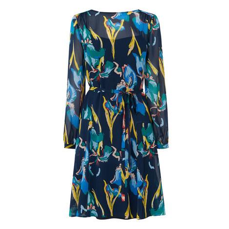 Darcy Blouson Dress, ${color}