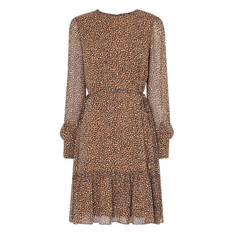 Dakota Animal Print Dress, ${color}