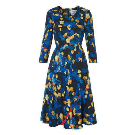 Syd Floral Dress, ${color}