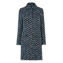 Vetti Tweed Peacoat, ${color}