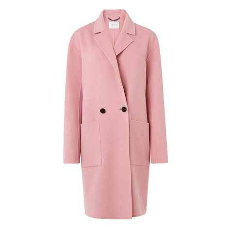 Eden Single Breasted Coat, ${color}