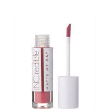 INC.redible Matte My Day Liquid Lipstick Throwin it Back