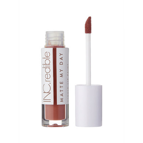 INC.redible Matte My Day Liquid Lipstick Future is Female, ${color}