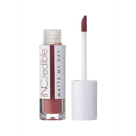 INC.redible Matte My Day Liquid Lipstick Yours For The Taking, ${color}