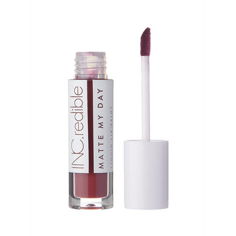 INC.redible Matte My Day liquid lipstick I'm Something Else, ${color}