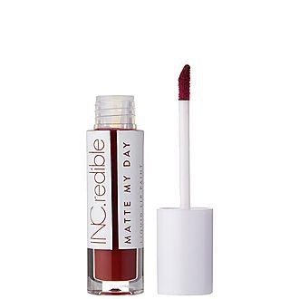 INC.redible Matte My Day Liquid Lipstick Too Bad