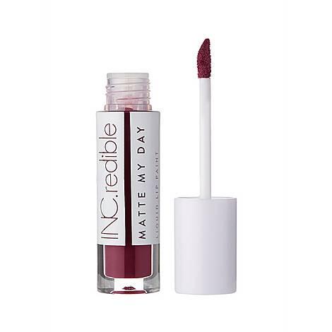INC.redible Matte My Day Liquid Lipstick Fake it till I Make it, ${color}