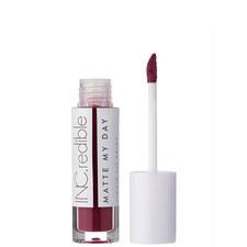 INC.redible Matte My Day Liquid Lipstick Fake it till I Make it