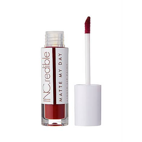 INC.redible Matte My Day Liquid Lipstick I'm Very Busy, ${color}