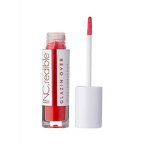 INC.redible Glazin Over Long Lasting Intense Colour Gloss Vibes Tribe, ${color}