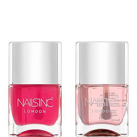 Kensington Caviar Top And Base Coat Duo, ${color}