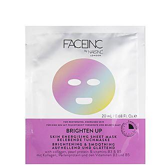 Brighten-Up Sheet Mask