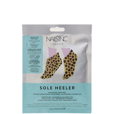 Sole Heeler Smoothing Foot Peel Masks