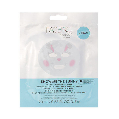 Show Me the Bunny Sheet Mask, ${color}