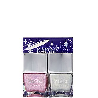 Holler Graphic Nail Polish Duo Kit 2 x 14ml