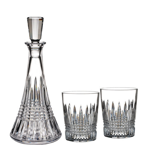 Lismore Diamond Decanter Set, ${color}