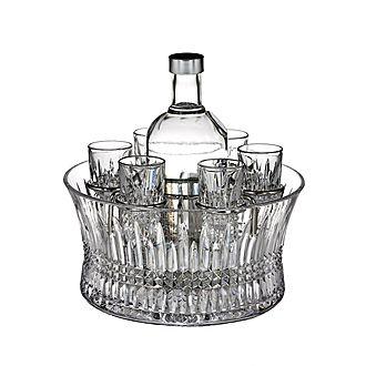 Lismore Diamond Vodka Shot Glass Set