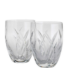 John Rocha Signature Tumbler Set of Two