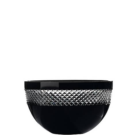 88095f24c88 John Rocha Black Cut Bowl 25cm, ...