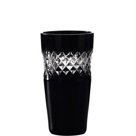 John Rocha Black Shot Glass Set of Four, ${color}