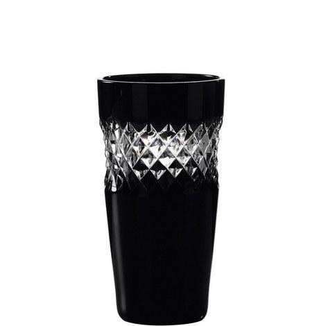 John Rocha Black Shot Glass Set of Four, ${color}