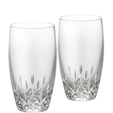 Lismore Essence Hi-Ball Glasses Set of Two