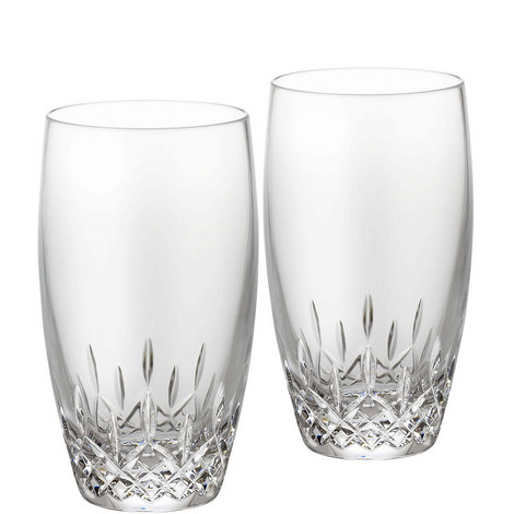Lismore Essence Hi-Ball Glasses Set of Two, ${color}