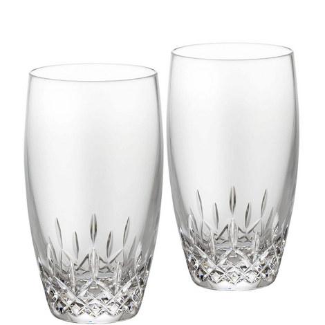 Lismore Essence Hi-Ball Glasses Set of Two, ${color}
